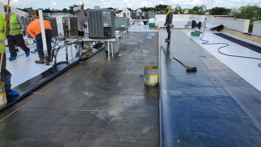 Commercial Roofing Services Florida